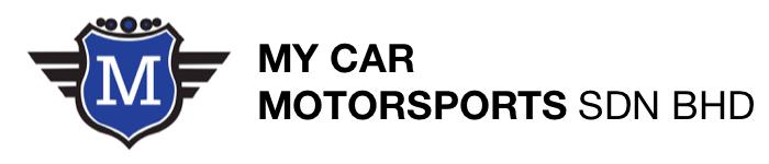 MY CAR MOTORSPORTS SDN BHD